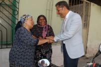 EV TEMİZLİĞİ - Akdeniz'de 2 Bin Aileye Evde Bakım Hizmeti Veriliyor