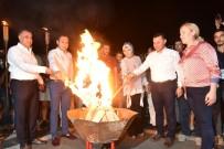 MUSTAFA HARPUTLU - Alanya'da 30 Ağustos Zafer Bayramı Coşkusu