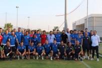 OLCAN ADIN - Antalyaspor'da Yeniden Başkan Olan Öztürk, Antrenmanı İzledi