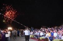 BALIK AVI - Balıkçılar 'Vira Bismillah 'Dedi, Vatandaşlar Eğlenceye Doydu