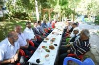 ORTAK AKIL - Başkan Çınar, Mahalle Sakinleriyle Bir Araya Geldi