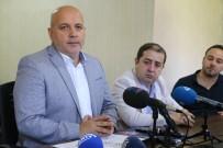 MEHMET YÜKSEL - Başkan Namal, TFF'den Lisans Sürelerinin Uzatılmasını İstedi