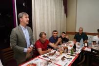 TURGUTLUSPOR - Başkan Şirin Turgutluspor'la Buluştu