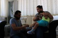 İBRAHIM ŞAHIN - Bir fındık parçası yüzünden felç oldu