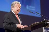 GUTERRES - BM Genel Sekreteri Guterres'ten Afrika Açıklaması