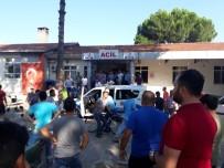 Bursa'da Tehlikeli Gerginlik...Hastane Önündeki Kavgaya Polis Ateş Ederek Müdahale Etti
