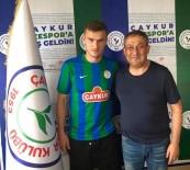 DINAMO KIEV - Çaykur Rizespor, Oleksandr Gladkiy'i Renklerine Bağladı