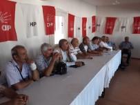 İL BAŞKANLARI TOPLANTISI - CHP'de Hekimhan İlçe Danışma Kurulu Toplantısı Yapıldı