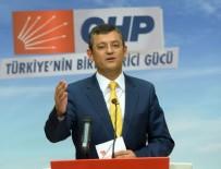 ÖZGÜR ÖZEL - CHP'den emeklilikte yaşa takılanlarla ilgili açıklama!
