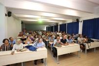 JEOLOJİ MÜHENDİSLERİ ODASI - Çürüksu Havzasında Yer Bilimleri Eğitimi Devam Ediyor