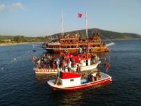 Denizde 30 Ağustos Coşkusu