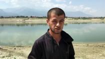 Denizli'de Baraj Gölünde Balık Ölümleri