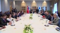 FUAT OKTAY - E-Devlet Koordinasyon Toplantısı Yapıldı