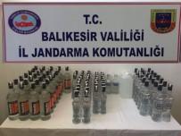 VOTKA - Edremit'te Kaçak İçki Operasyonu