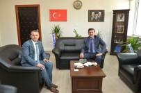ERZİNCAN VALİSİ - Erzincan Cumhuriyet Başsavcılığı'na Atanan Abdullah Akın Çiçek Göreve Başladı