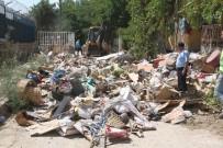 MÜSTAKIL EV - Evden Tam 8 Kamyon Çöp Çıktı