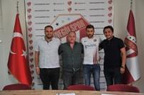 VATANSEVER - Galatasaray'dan İnegölspor'a
