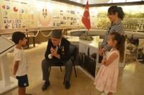 ŞEHİR MÜZESİ - Gaziler Savaş Anılarını Yaşayan Şehir Müzesinde Anlattı