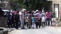 RAMALLAH - GÜNCELLEME - İsrail'den Batı Şeria'daki Gösteriye Müdahaleyaralı SAYISI GÜNCELLENDİ