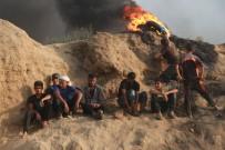 TOPRAK GÜNÜ - İsrail Askerleri Gazze Sınırında 240 Filistinliyi Yaraladı