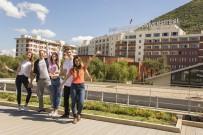 MAHMUT ÖZGENER - İzmir Ekonomi'ye Bin 736 Yeni Öğrenci