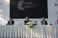 YAŞAR ÜNIVERSITESI - İzmir Enternasyonal Fuarı 87'Nci Kez Açılıyor