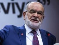SAADET PARTISI GENEL BAŞKANı - Karamollaoğlu'ndan yerel seçimlerde ittifak açıklaması!