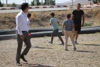 Kırşehir'de 'Taş Kale Futbolla' İnternet Bağımlılığının Önüne Geçilecek