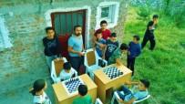 Köyde Satranç Turnuvası
