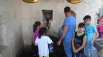 NARLıCA - Kuraklığın Yaşandığı Kilis'te Vatandaşlar Çeşmelere Yöneldi