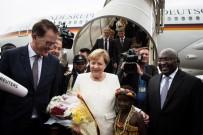 GANA - Merkel, Afrika'dan yasa dışı göçü durdurmak istiyor