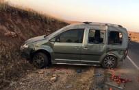 Midyat'ta Trafik Kazası Açıklaması 1 Ölü, 4 Yaralı