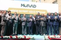 Naci Ağbal, MÜSİAD Bayburt Şubesi'nin Açılışına Katıldı