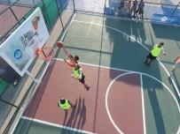 GÖKMEYDAN - Odunpazarı'nda Basketbol Şöleni