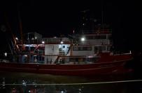 AV YASAĞI - Ordulu Balıkçılar 'Vira Bismillah' Dedi