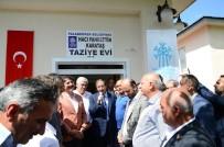 İBRAHIM AYDEMIR - Palandöken Belediyesi'nden Yıldızkent'e Taziye Evi