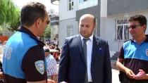 DAVUL ZURNA - Polisten Vatandaşa 'Manganda' Uyarısı