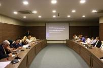 MEHMET KıLıNÇ - Samsun Sporcu Sağlığı Merkezi Projesi Tanıtıldı