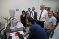 SDÜ'deki Teknolojik İmkanlar Ku Leuven Üniversitesi Heyetini Etkiledi