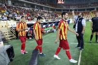 HÜSEYIN GÖÇEK - Spor Toto Süper Lig Açıklaması Evkur Yeni Malatyaspor Açıklaması 0 - Atiker Konyaspor Açıklaması 1 (İlk Yarı)
