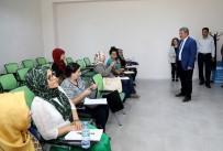 TALAS BELEDIYESI - Talas'ta Kadınlara Girişimcilik Eğitimi
