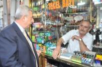 VERGİ ARTIŞI - TESK Başkanı Paladöken Açıklaması 'TL Mevduat Hesaplarından Hiç Vergi Alınmamalı'