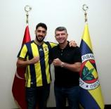 HERTHA BERLIN - Tolga Ciğerci, Fenerbahçe'de