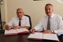 HASAN ALI KARASAR - Uçhisar Belediyesi Kapadokya Üniversitesine Bina Tahsis Etti
