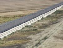 TERMAL KAMERA - 888 kilometrelik sınır hattı tamamlandı
