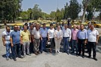 ESNAF ODASI - Başkan Pekdaş Taksicilerin Derdine Derman Oldu