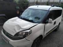 Bingöl 2 Ayrı Trafik Kazası Açıklaması 4 Yaralı