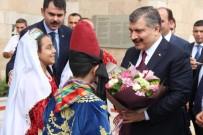 SAĞLıK BAKANı - Çevre Ve Şehircilik Bakanı Kurum Açıklaması 'Konya'da Alt Gelir Grubu İçin Konutlar Yapılacak'