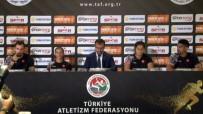 Mehmet Kasapoğlu - Çintimar Açıklaması '43 Sporcumuzla Ülkemizi Temsil Edeceğiz'
