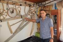 Dedesinin Emaneti Asırlık Malzemelerle Köy Evini Müzeye Dönüştürdü